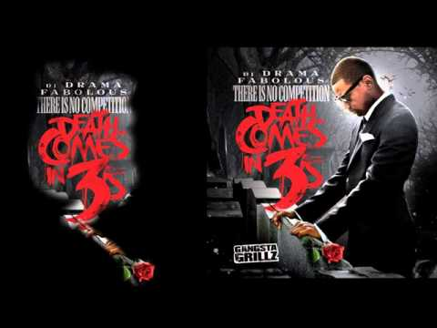 Fabolous Ft Trey Songz  Spend It  There Is No Competition: Death Comes In 3s Mixtape