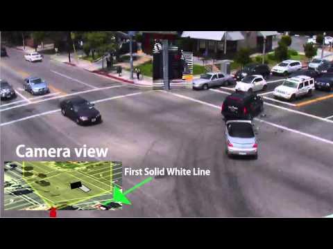 Car Crash Santa Monica