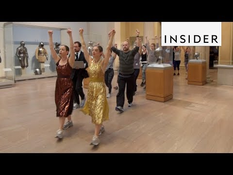 The Metropolitan Museum of Art Workout Tour