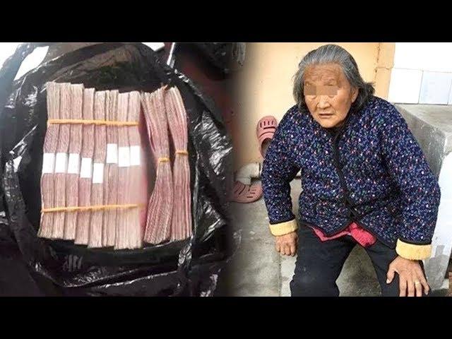 Mẹ chồng giả vờ đ.ã.g tr.í quên bọc tiền 300 triệu trong thùng rác thử con dâu nghèo và cái kết