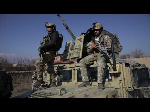 Blast Near Biggest US Base In Afghanistan | AFP