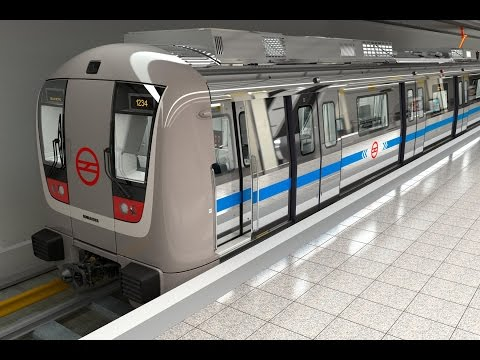DMRC first in India to run metro on solar energy