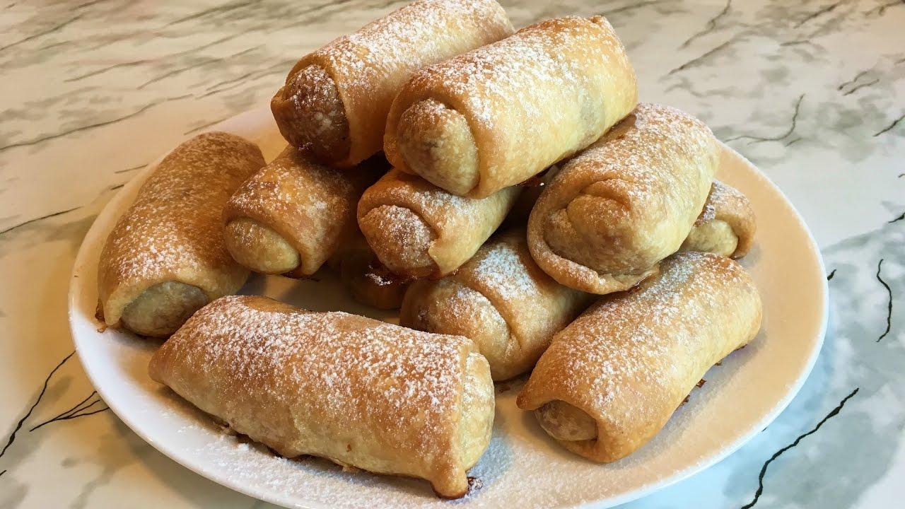 Молдавские Пирожки с Яблоками (Вэрзаре) / Постные Пирожки / Apple Pies / Простой Рецепт