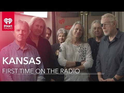 Kansas' First Time On The Radio