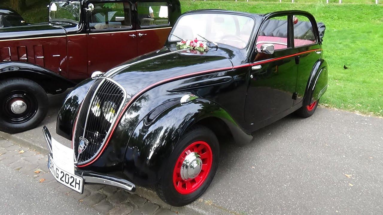 1938 Peugeot 202 Convertible