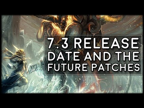Patch 7.3 Release Date and the Future of Legion! | World of Warcraft Legion