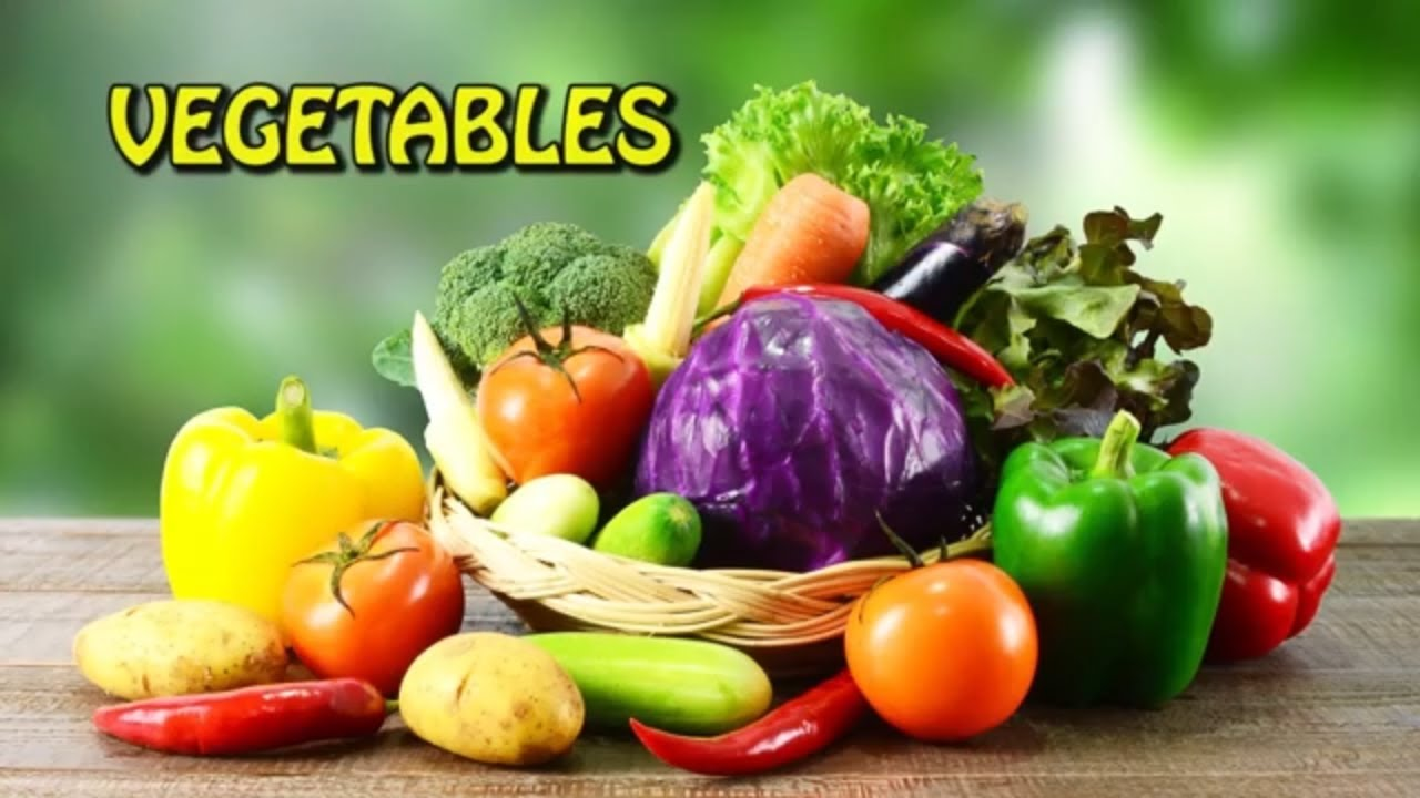 Learn Vegetables Names in English and Bengali || সবজির নাম || Vegetables Names