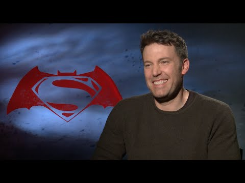 BATMAN v SUPERMAN interviews - Cavill, Affleck, Gadot, Snyde