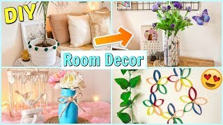 DIY ROOM DECOR IDEAS Recycle waste material | Easy Best out of waste Ideas