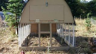 $7 Chicken Tractor Plans & Blueprints