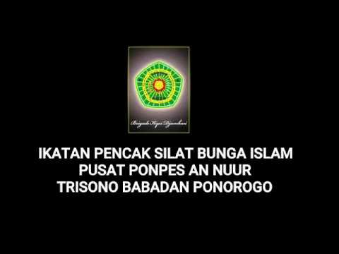 Salam Pembuka Ipsbi Bunga Islam Ponorogo Youtube