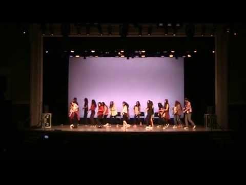 K Pop Modern  | JMU ASU Culture Show 2015 TreASUring Your Identity