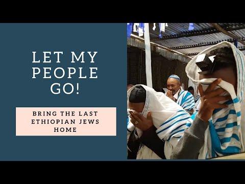 Let My People Go! Ethiopian Jews Express Desire To Return To Israel.
