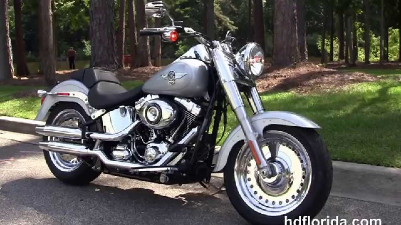 2015 harley davidson fat boy motorcycles for sale crestview fl youtube. Black Bedroom Furniture Sets. Home Design Ideas
