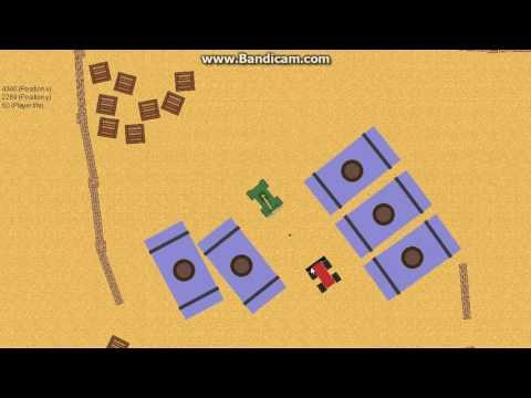 Sunny War v0.2.1 - early gameplay (SDL, C++)