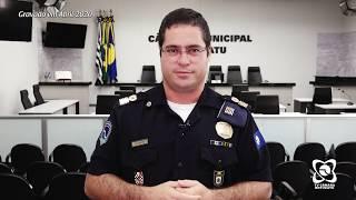 Comandante avalia ações da Guarda durante isolamento social na cidade