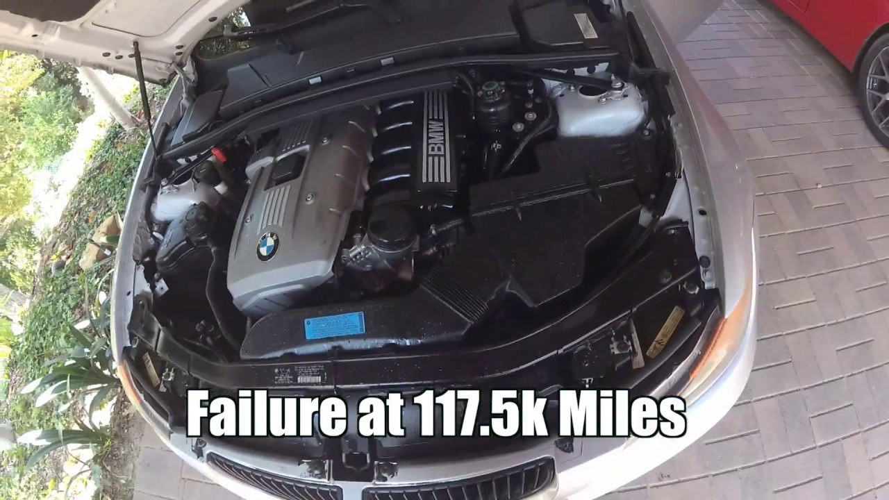 craigslist e90 cooling system failure at 117 5k miles youtube rh youtube com Owners Manual 2005 BMW 330Xi 2006 BMW 330Xi Sedan