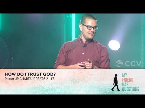 How do I trust God?