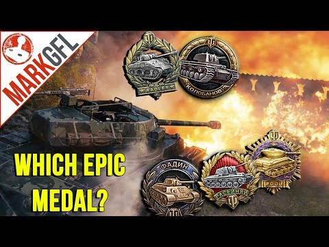 My New Epic Medal! - World of Tanks Type 64 Gameplay