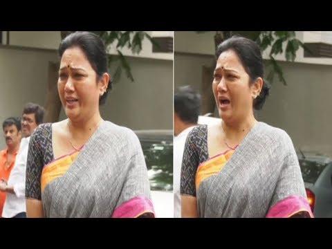 Senior Actress Geetanjali Is No More | Uttej | Lakshmi Parvathi | Daily Culture