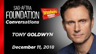 Conversations with TONY GOLDWYN