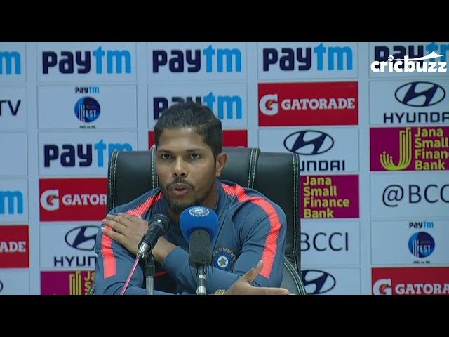I try and contribute as much as I can whenever I'm given an opportunity - Umesh Yadav