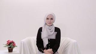 "Hijab Tutorial 64 ""Plisket Shawl"" by Zahratul Jannah Thumbnail"
