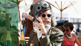 The Goodwood Revival in 100 Seconds