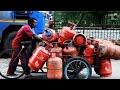 LPG Customer - hp gas,bharat gas,indane gas कनेक्शन है तो , बड़ी खुशखबरी pm modi latest budget news