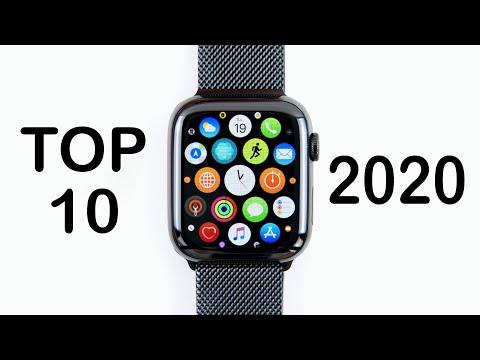 TOP 10 Apple Watch Apps 2020