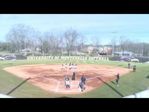 Montevallo softball vs. Tuskegee/Mississippi College (Falcon Frenzy)