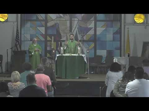 (ESPAÑOL) Saint Dominic Catholic Church // 9-20-20 12:30 PM Mass
