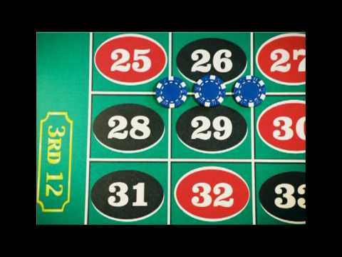 Video Roulette rules payout