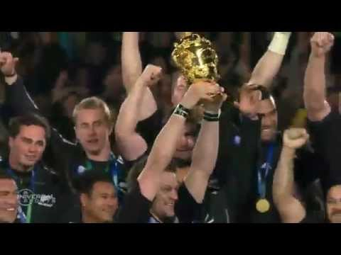 Rugby Final 2011: New Zealand 8-7 France