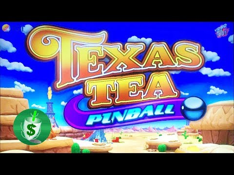++NEW  Texas Tea Pinball skill based slot machine