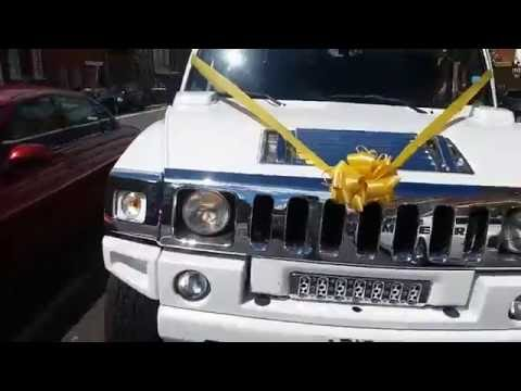 Rolls Royce and Hummer Limo for Indian Wedding in England