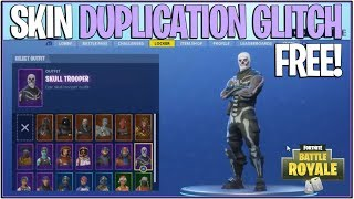 "*NEW* Fortnite: SKIN DUPLICATION/TRANSFER GLITCH! | ""Give Skins to Friends"""
