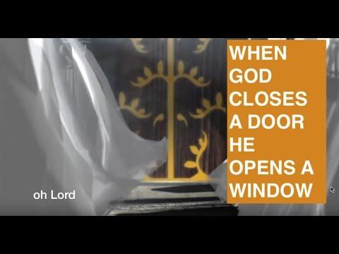 Original Music When God Closes A Door He Opens A Window Youtube