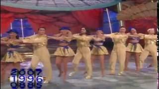 Fernsehballett - Medley Volksmusik 1999