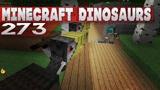 Minecraft Dinosaurs! || 273 || Wyn tour