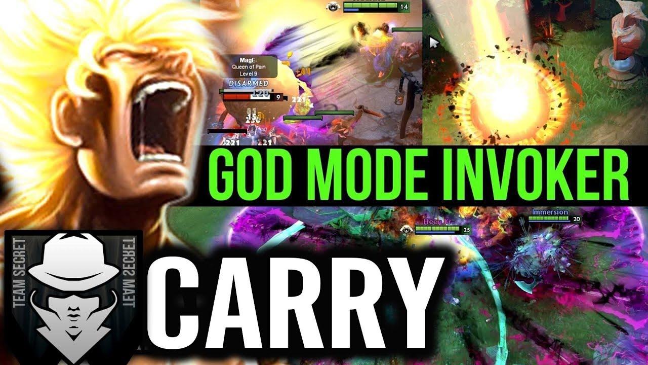 how to play carry dota