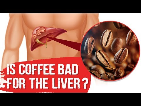 Is Coffee Bad for the Liver?