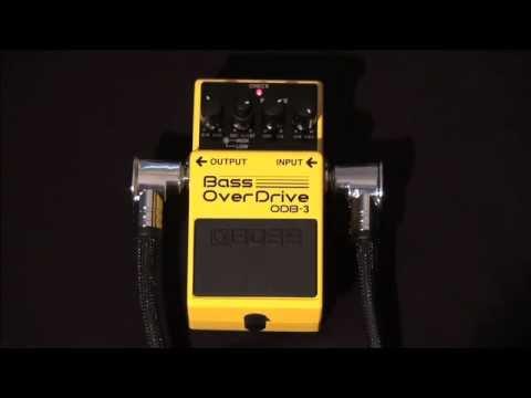 boss odb 3 bass overdrive pedal youtube. Black Bedroom Furniture Sets. Home Design Ideas