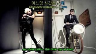 [HD MV Edited] Sunny Hill - The Grasshopper Song English Hangul Romanization (Karaoke)