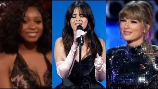 famous people reacting to camila cabello in 2018