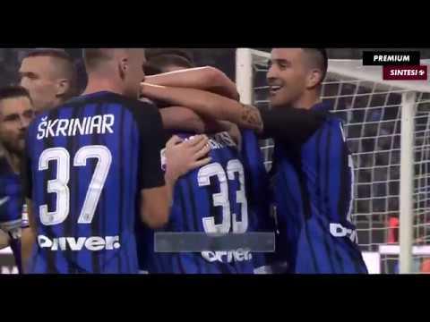 INTER - MILAN  3 - 2  15/10/2017 Highlight full HD