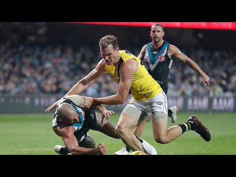 Last Two Minutes | Port Adelaide v Richmond | Preliminary Final, 2020 | AFL