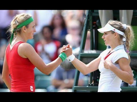Victoria Azarenka vs Maria Kirilenko 2012 London Highlights