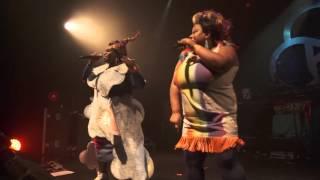 Basement Jaxx & Friends Peace Day Concert, Koko London - Part 1 of 4