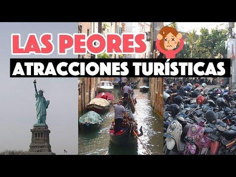 Peores atracciones turísticas del mundo